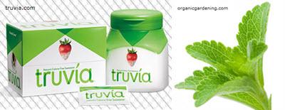 stevia vs truvia